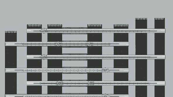7-Band-KombiPlus-Kette
