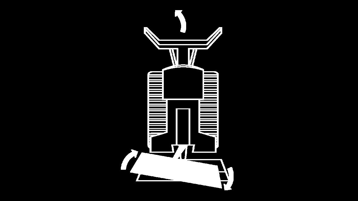 Assistenzsystem des PistenBully 600 Polar: AutoTracer