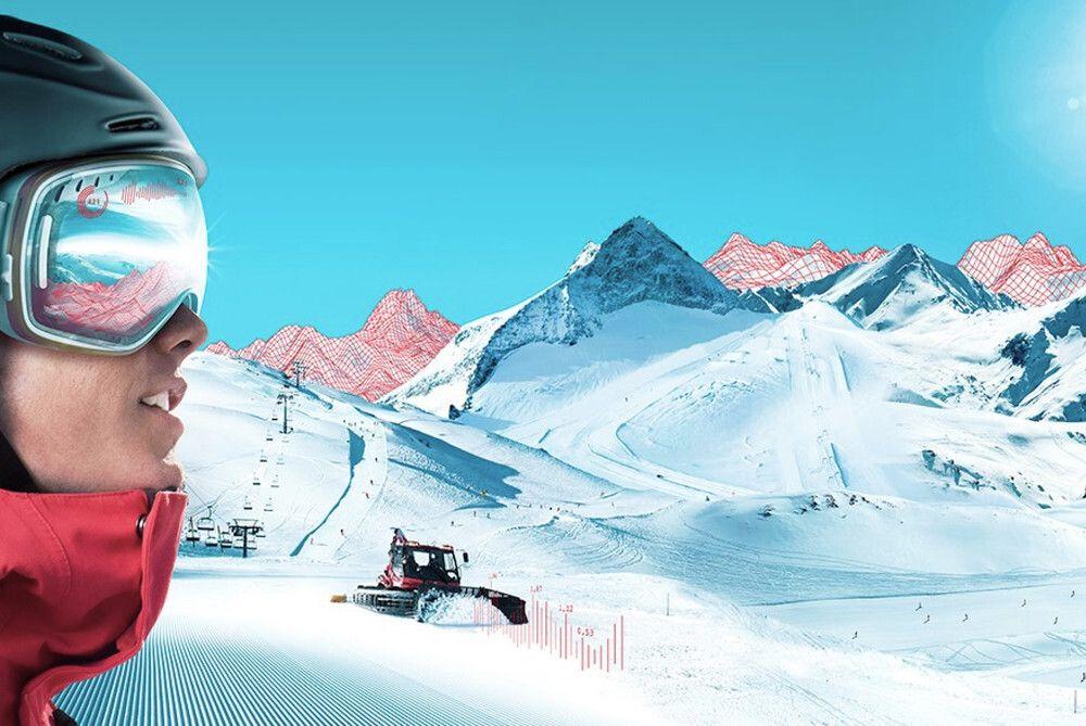 SNOWsat Lösungen für digitale Skiwelten